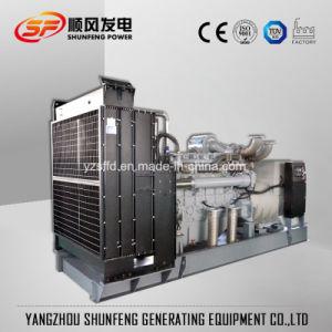Поддержка CKD 200Ква 160квт электроэнергии дизельный генератор с двигателем Perkins