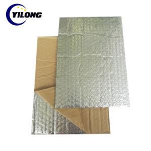 En Aluminium/Aluminium Bubble/ soutenue de la colle d'isolement de rouleau