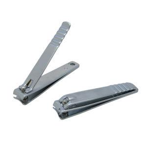 Острые кромки круглый хромированный Toenail машинка для стрижки волос для семей (211 Вт)