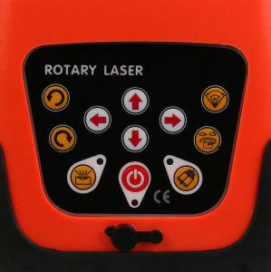 Красный лазер вращающегося сита выравниватель