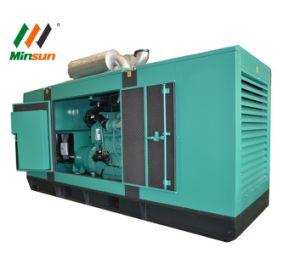 800 ква двигатель Cummins дизельных генераторах корпус типа с Стамфорд копирования