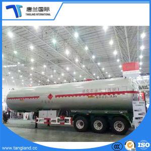 42 M³ 燃料かオイルまたはディーゼルまたはガソリンまたは燈油または液化ガスタンクタンカーの半トレーラー