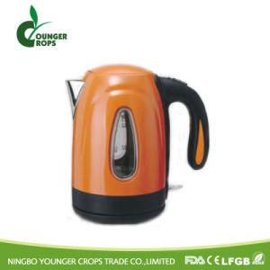 やかん電気水鍋1.7Lの速い沸騰コードレス熱湯の電気やかん