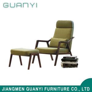 2018 Современный стиль кресло Золотой гостиной поставщика ткань кресло