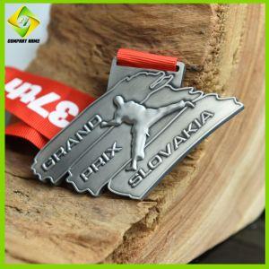 De concurrerende Gouden Medailles Van uitstekende kwaliteit van de Toekenning van het Email van de Douane van de Prijs Zachte