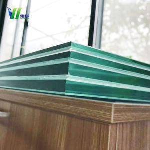 Ontruim Gekleurde Bestand Kogel/het Bewijs van de Kogel/Kogelvrij Glas