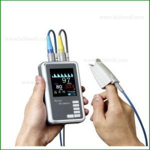 Ossimetro tenuto in mano di impulso di Mutil-Funzione elettronica di Digitahi di uso medico di FM-6530A/B/C