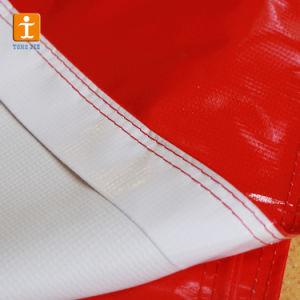 Сетка ограждения баннер, Сетчатый баннер печать (TJ-B04)