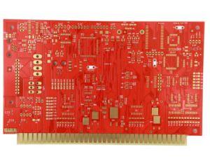 堅い多層PCBデザインプロトタイププリント基板