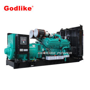 큰 힘 700kVA/560kw Cummins 디젤 엔진 발전기 공장 판매