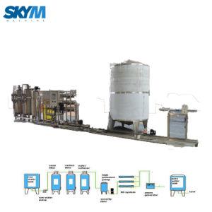 impianto di per il trattamento dell'acqua del purificatore del RO 5000t/H