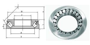 Rolamento de Rolete Esférico de Encosto 29412-E1
