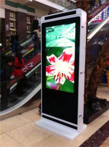 65 pouces haute luminosité 4000nits et étanche à l'extérieur de la publicité lisible au soleil l'écran LCD
