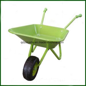 Il colore verde scherza la riga della barra di /Wheel del carrello del giocattolo