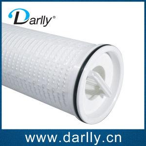 De pp Geplooide Hoge Patroon van de Filter van de Stroom Ultipleat