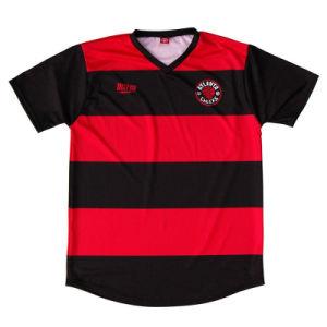 62d3ac98f0469 Impresión por sublimación personalizado de mejor venta Camisetas de fútbol  para niños