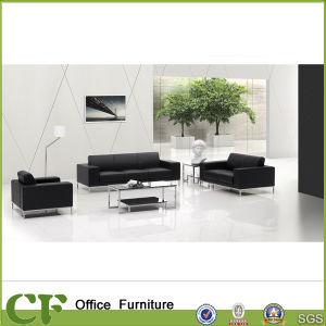 Vestíbulo Sofá Moderno De Oficina Muebles Para Espacios Pequeños (CF SF04)