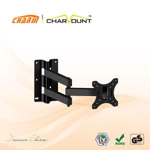 싼 팔 10  - 27  스크린을%s 조정가능한 텔레비젼 벽 마운트 (CT-LCD-505A)
