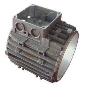 주문 알루미늄 또는 구리 또는 철 또는 아연 또는 스테인리스 모터 케이싱