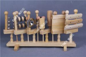 Ensemble d'instruments à percussion en bois / Mini instrument Set (MSB1)