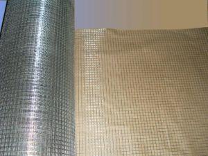 電流を通された溶接された金網の塀Panels