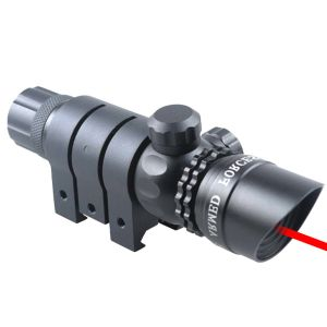 Внешний лазер Sight DOT Scope Adjustment Red с Free 20mm Dovetail Mount 8 Figure Mounts