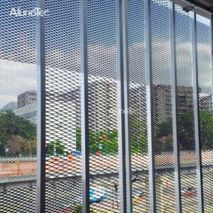 錬鉄のアルミニウム金属のピケットの装飾用の網パネル