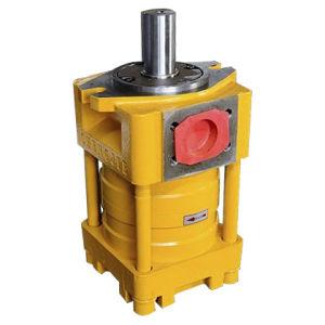 La pompe à huile hydraulique à engrenages 12.5MPa NT3-D20f de la pompe à engrenage interne