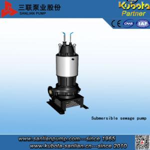 SanlianのブランドのSubmerisbleの下水ポンプ