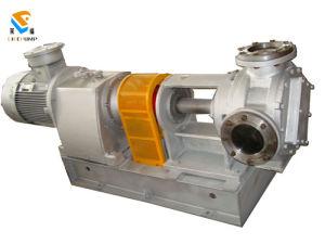 Nyp320 высокой вязкостью насоса химических веществ из нержавеющей стали