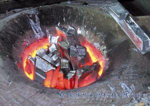 アルミニウムの溶ける炉なら