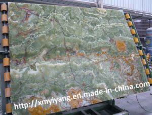 Het groene Onyx van de Honing voor Tiles&Slabs