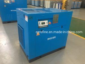 BK22-10G 10bar 30CV de conducción directa del compresor de aire de tornillo rotativo