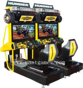 Máquina de jogos de arcada de Novo Produto Hummer para o Parque Temático (MT-1017)