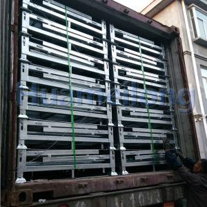 Australia el almacenamiento de palets de malla de alambre de acero Metal Stillage contenedor jaula