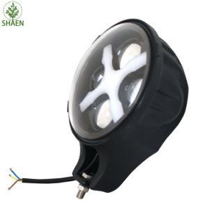 hohe Leistung 60W Auto-helles fahrende Arbeits-Licht des 6 Zoll-Auto-LED