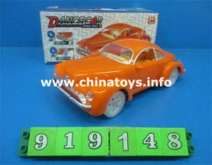 Doação de brinquedos eléctricos a pilhas Bo plástico carro (919156)