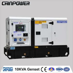 Mini Low Noise Perkins 10 kVA 7.5kw Generator voor Home
