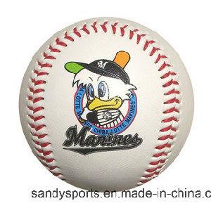 Настраиваемые диаметр PU мягкой кожи бейсбола для рекламных подарков