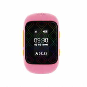 Seguimiento en tiempo real Botón Sos Pulsera de control de voz GPS Tracker R12