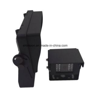 El vehículo 3CH 7 pulgadas Ahd Monitor con cámara 1080p