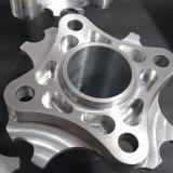 Prototyping veloce per la macchina d'acciaio di alluminio anodizzata di alta precisione di macchina per tornire di CNC di abitudine del metallo professionale