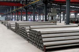Tubo d'acciaio senza giunte di vendita calda