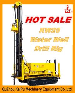Торговая марка Kaishan портативный Kw20 геотермальной глубокая вода хорошо буровых установок