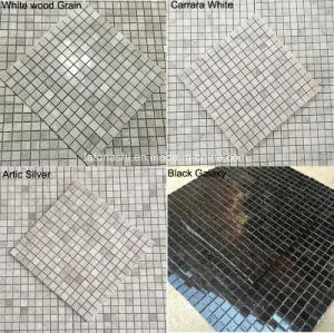Het natuurlijke Mozaïek van de Steen van het Marmer/van het Graniet in Tegels voor Muur/Bevloering