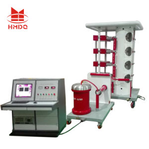 Hmcj-400kv/20kj Hv電光インパルス電圧の発電機