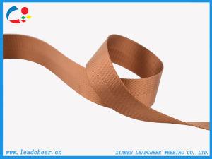 1-1/2 Brown sangle en nylon pour sangle de ceinture l'exploitation minière industrielle