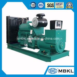 generatore diesel 6bt5.9-G1 di 80kw/100kVA Cummins con l'alternatore 50Hz 1500rpm di Stamford