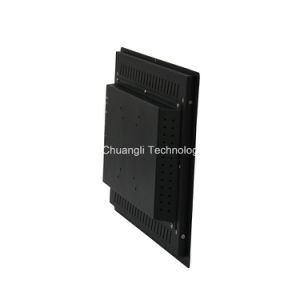 15.6 Zoll-geöffneter Rahmen industrieller LCD-kapazitiver Monitor