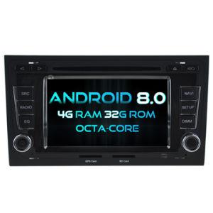 Android 8.0 Witson huit coeurs de DVD pour voiture Audi A4
